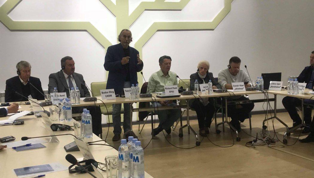 Instruiri privind activitatea de organising și recrutare pentru sindicatele din Republica Moldova