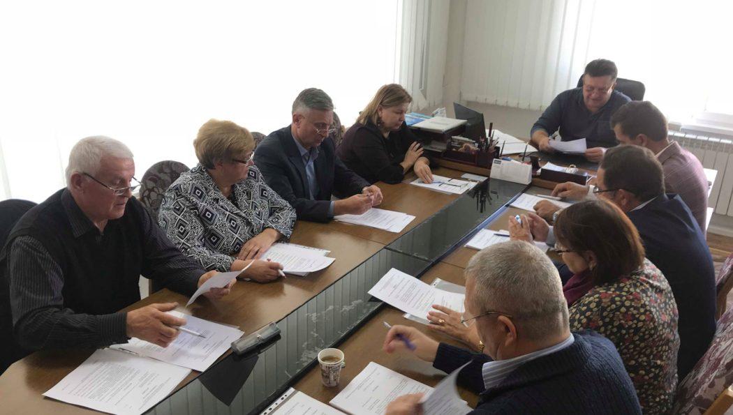Comitetul Executiv al Federației SINDASP s-a întrunit într-o nouă ședință