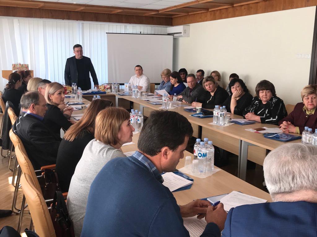 Membrii Consiliului Federației SINDASP s-au convocat în ședință ordinară