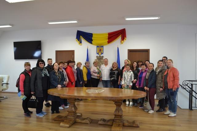 Schimb de experiență la colegii din Maramureș