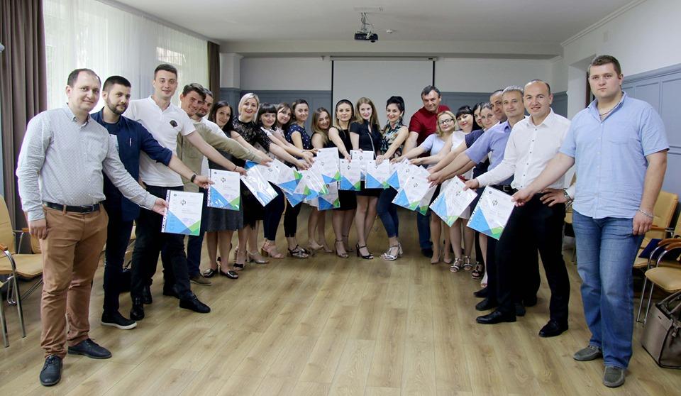 Absolvenții Școlii Sindicale din Moldova a Federației SINDASP