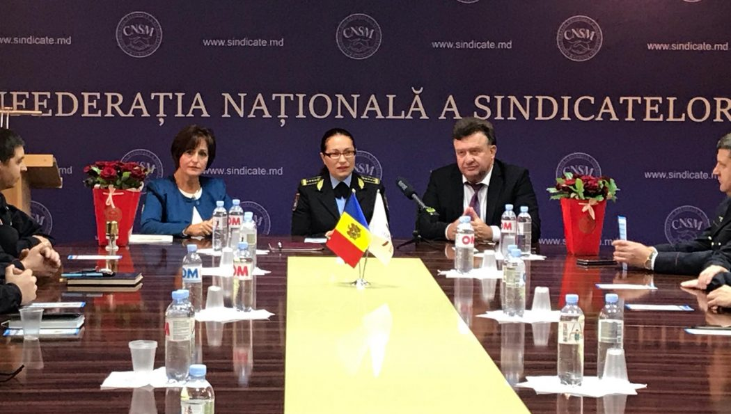 Asociația Sindicală a Administrației Naționale a Penitenciarelor a semnat Contractul colectiv de muncă cu Administrația Națională a Penitenciarelor
