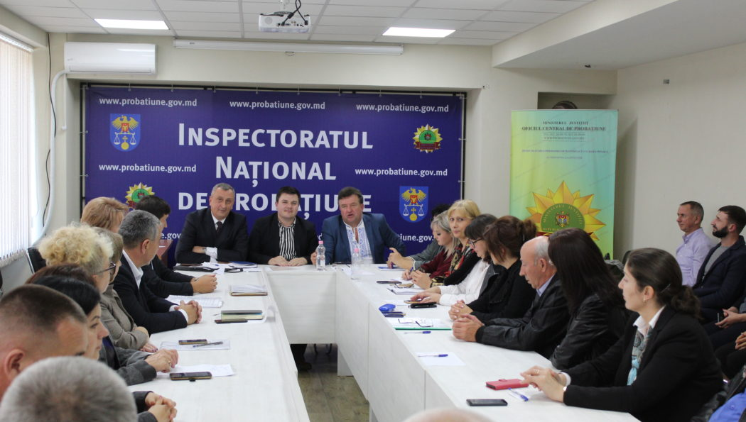 Angajații Inspectoratului Național de Probațiune își repun în activitate asociația sindicală