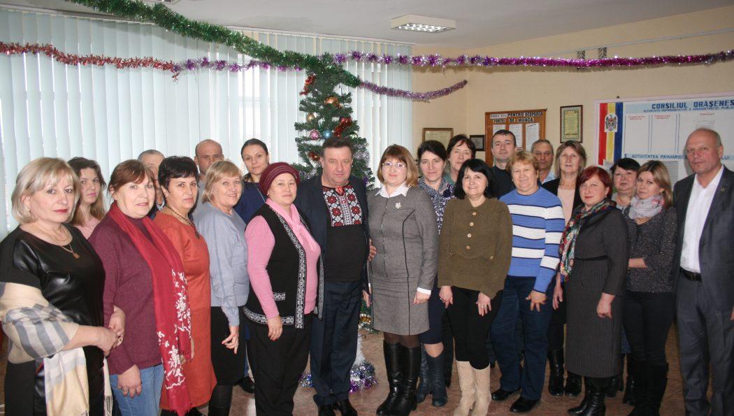 Conferința de dare de seamă și alegeri în asociația sindicală Ștefan Vodă