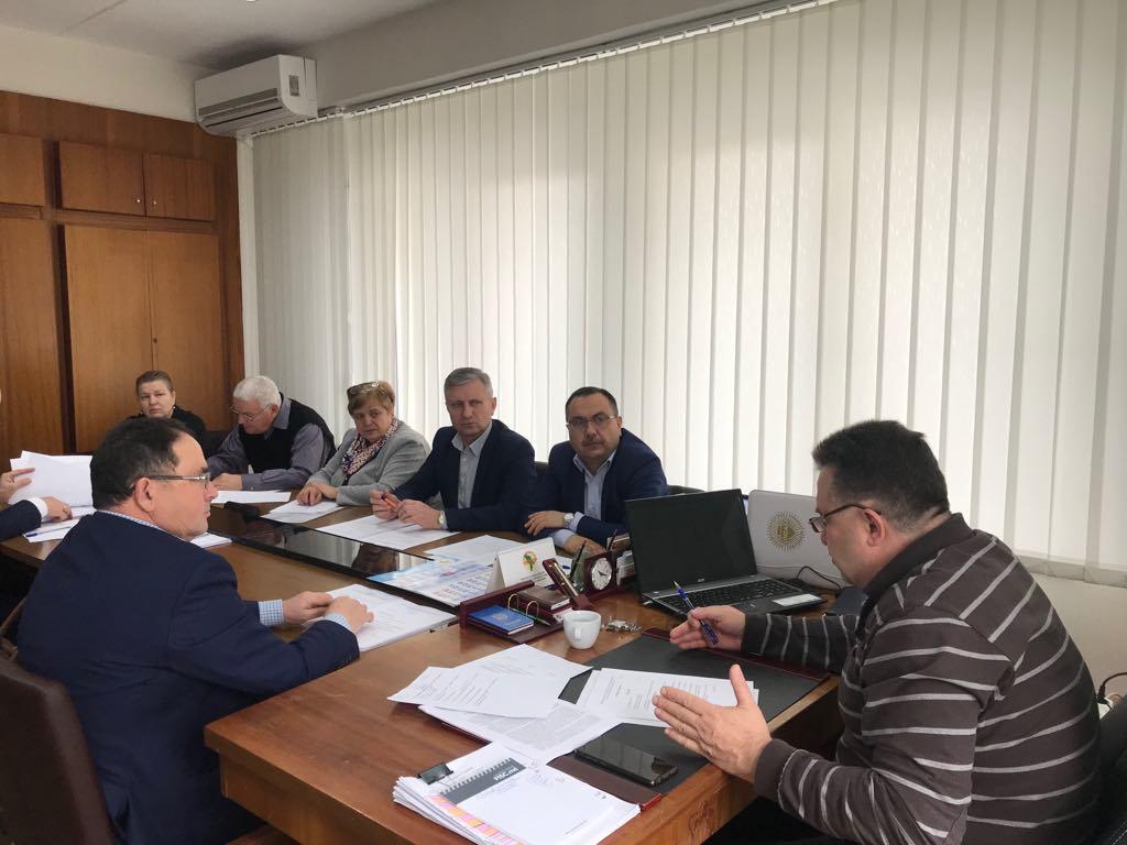 Membrii Comitetului Executiv al Federației SINDASP s-au întrunit în ședință