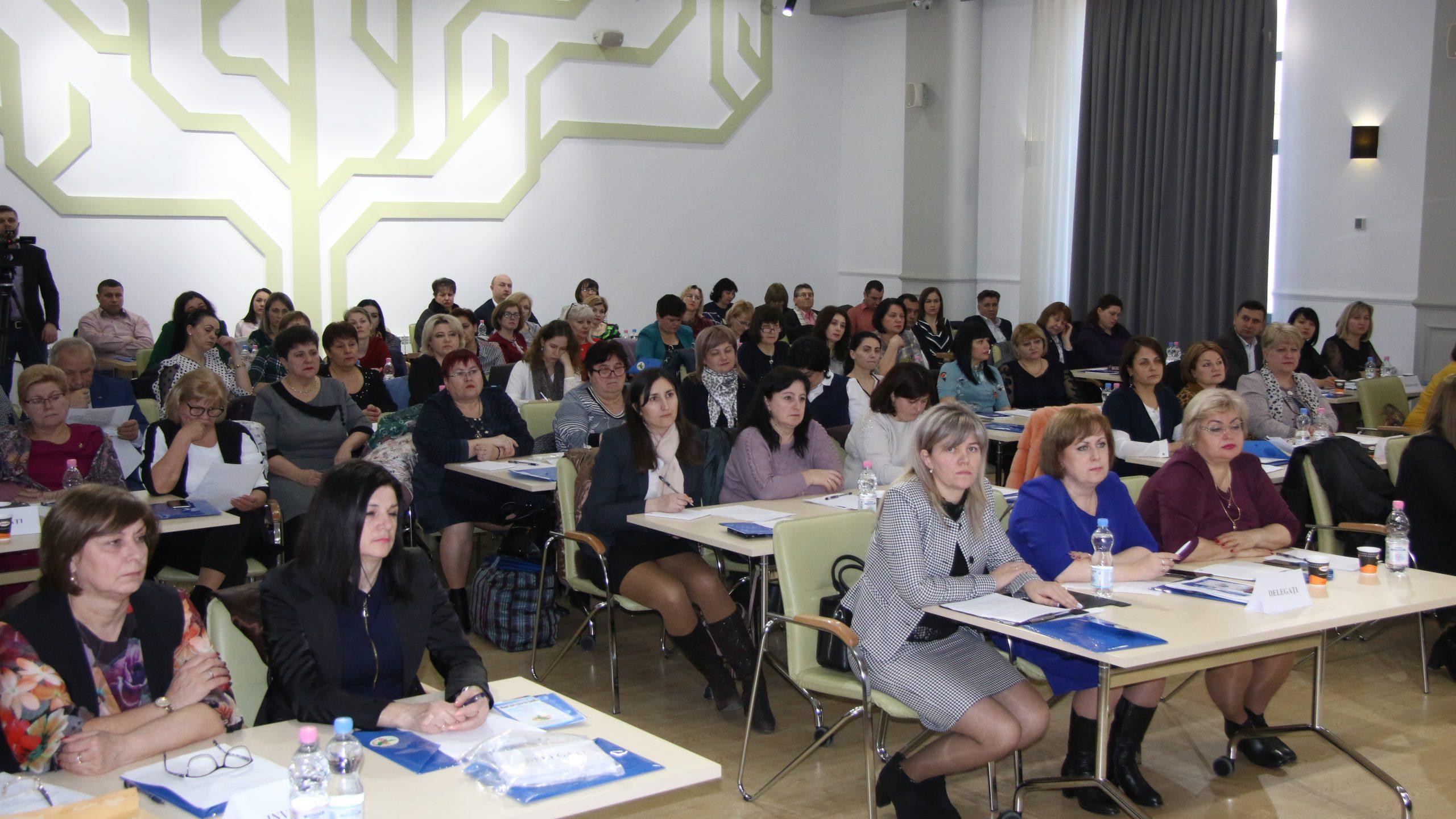 Conferința de dare de seamă și alegeri a asociației sindicale a Casei Naționale de Asigurări Sociale