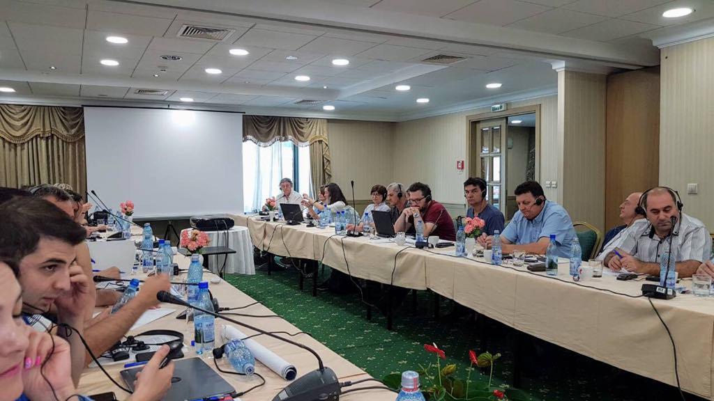 Întâlnirea Constituantei EPSU pentru Europa de Sud – Est