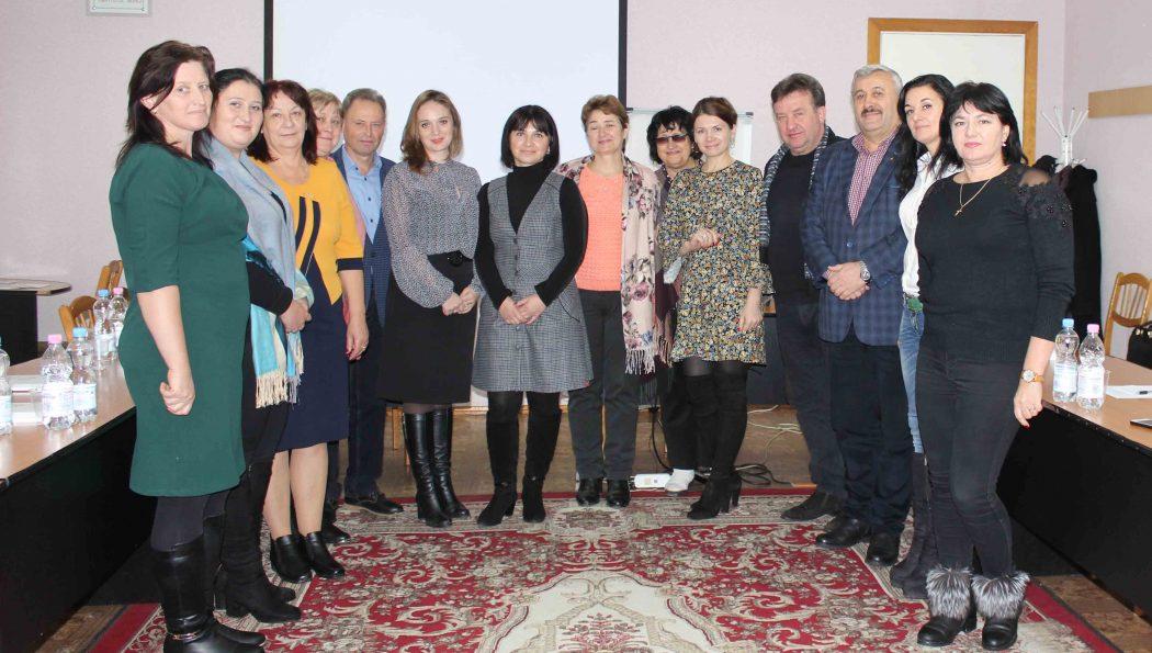 Membrii de sindicat ai Asociației Sindicale Dondușeni își dezvoltă capacitățile în domeniul de organising și recrutare în sindicate