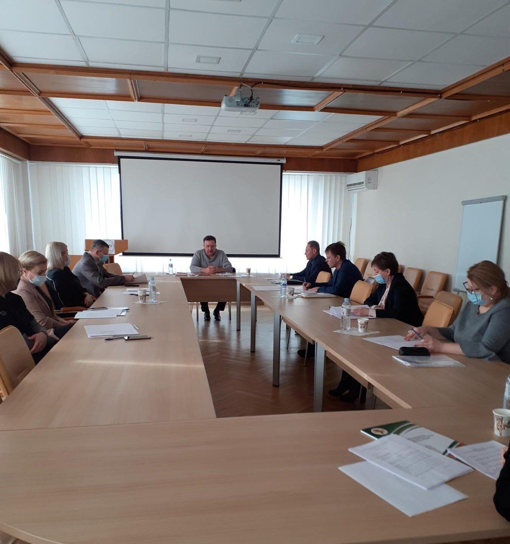 Comitetul Executiv al Federației SINDASP s-a întrunit la prima ședință ordinară
