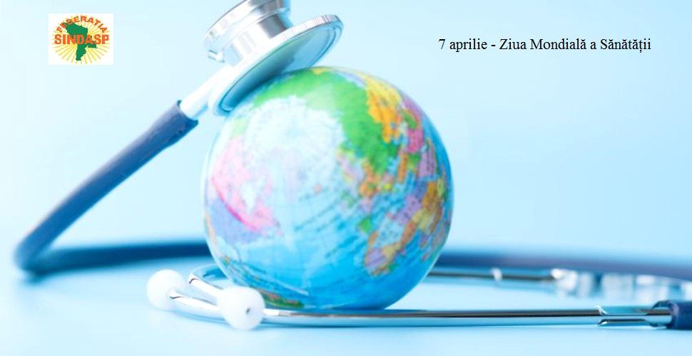Mesaj de felicitare cu ocazia Zilei Mondiale a Sănătății