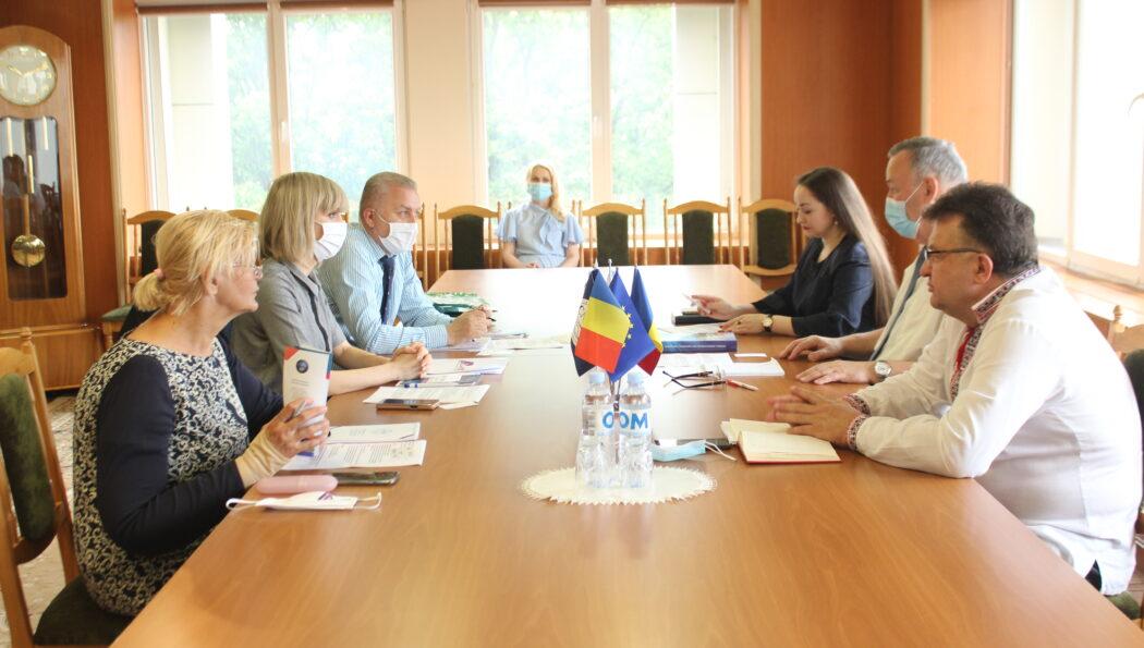 Schimb de experiență între reprezentanții sindicatelor din administrația publică din Republica Moldova și România
